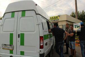 В этом году приставы Татарстана арестовали 70 машин во время дорожных рейдов