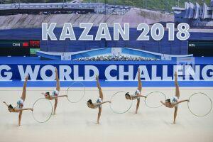 Ирина Винер-Усманова: «Казань – прекрасный спортивный город, поэтому соревнование проводим здесь»