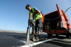 В Татарстане работы по строительству и ремонту дорожных объектов выполнены на 16 млрд рублей