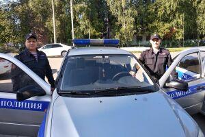 В Бугульминском районе РТ бдительный сосед помог поймать вора электроинструментов