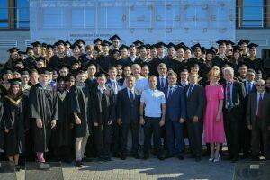 В2018 году Университет Иннополис закончили 149 студентов