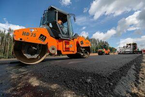В Татарстане началась масштабная реконструкция 10-километрового участка М7 в районе Иннополиса