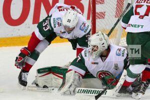 «Ак Барс» потерпел второе поражение на предсезонном турнире Sochi Hockey Open