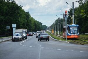 Остановки с климат-контролем и «зеленая полоса»: в Нижнекамске реконструируют дорогу