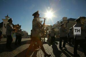 Шествие духовых оркестров по Баумана «Фанфары Казани» пройдет при любой погоде