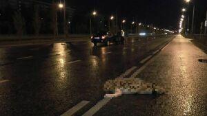На проспекте Победы в Казани под колесами «Приоры» погиб пешеход