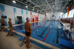 Минспорта РТ: На базе открытых в Татарстане бассейнов появятся спортшколы по плаванию