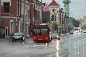 Госавтоинспекция Казани выйдет в рейд на водителей автобусов