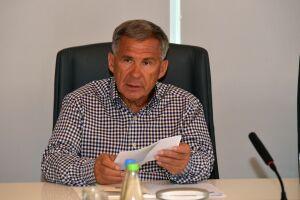 Рустам Минниханов одобрил инвестиционные проекты Haier в Набережных Челнах