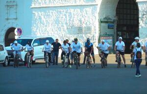 9 августа состоится ежегодная IV велоэстафета «Болгар радиосы»!
