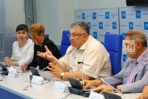 Туманов предложил «ИКЕА» и «METRO» включиться в движение «Наше время – Безнен заман»