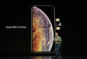 Apple показала обновленные iPhone