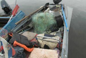 В Мамадышском районе Татарстана на Вятке поймали браконьера