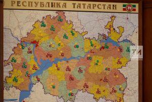 Три татарстанских города вошли в топ-20 безопасных российских городов