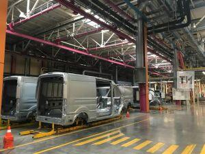 Ford Sollers в «Алабуге» готовит выпуск новой модификации Ford Transit
