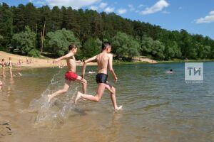 В2019 году в Татарстане планируется взяться заблагоустройство пляжей