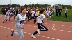 В Актанышском районе состоялся легкоатлетический кросс среди учащихся