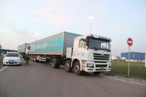 Международный автопробег техники на природном газе прошел через Бугульму