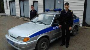 В Чистополе росгвардейцы задержали двоих рецидивистов, которые украли продукты и ограбили парня