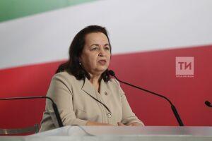 Татьяна Забегина о послании Президента: Мамы малышей из Татарстана раньше выйдут на работу