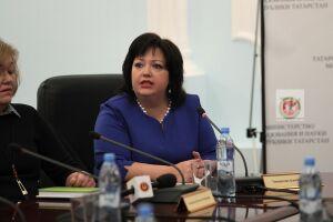 Асия Тимирясова: Развитие сферы образования остается приоритетом в Татарстане