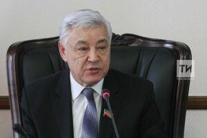 Фарид Мухаметшин анонсировал создание в Татарстане Школьной волейбольной лиги