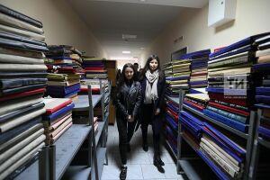 Госархив РТ открыл тайны фондов первым студентам-архивистам республики