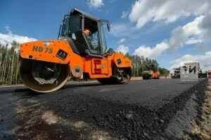 За 2018 год в Казани отремонтировали более 3 млн кв. метров дорог