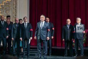 Президент Татарстана предложил присвоить имя Ильгама Шакирова новому концертному залу