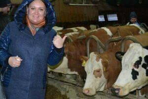 Жительница Чистополя прошла стажировку в баварской деревне и городах Германии