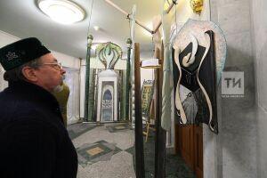 Специально для Казани православный иллюстратор Корана создал образ дочери пророка Мухаммеда
