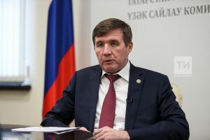 Мидхат Шагиахметов стал председателем Экспертного совета при ЦИК РТ