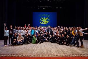 Ведущие педагоги Щуки и Гитиса дали уроки для участников «Созвездия-Йолдызлык»