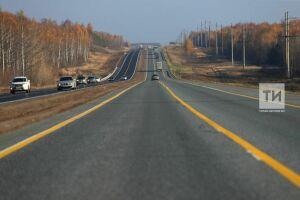 На одном участке трассы Казань – Набережные Челны водителям разрешат ездить быстрее