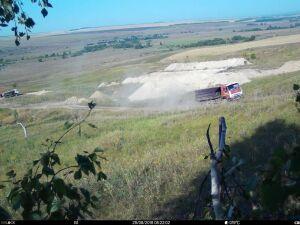 В Альметьевском районе разыскивают «черных копателей», незаконно добывших известняк на 8 млн рублей