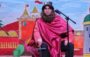 В Доме Дружбы народов Татарстана в Рождество представили постановку «Царь Ирод»