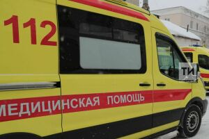 За новогодние праздники десять татарстанцев получили травмы при использовании пиротехники