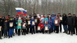 В Дрожжановском районе выявили победителей соревнований по настольному теннису