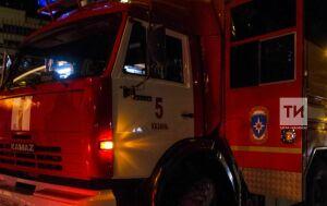 В новогодние праздники в Татарстане произошло на 47 пожаров меньше по сравнению с 2018 годом