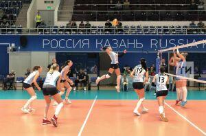 Волейболистки казанского «Динамо» разгромили одноклубниц из Челябинска
