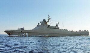 Боевой корабль из Татарстана «Василий Быков» подтвердил высокую живучесть в ходе учений