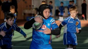 Татарстанские регбисты завоевали бронзовые медали Рождественского турнира в Пензе
