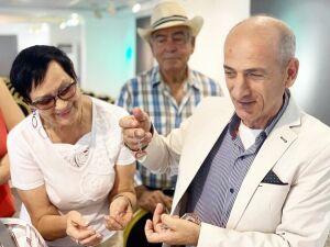 Пенсионеры Нижнекамска пригласили пожилых людей Мармариса в гости на Сабантуй