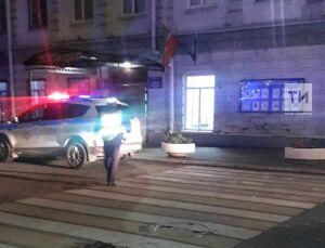 После столкновения в Казани двух авто в разбитой «Ладе» зажало водителя и пассажира