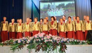 Верхнеуслонский хор ветеранов «Волжанка» открыл новый сезон