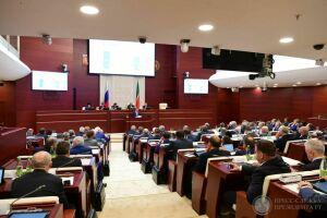 Бюджет Татарстана на 2020 год принят в первом чтении с дефицитом 3,1 млрд рублей