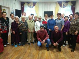 В Менделеевске для проходящих реабилитацию провели концерт «Созвездие ретро»