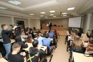 Альметьевским школьникам рассказали, как открыть свой бизнес