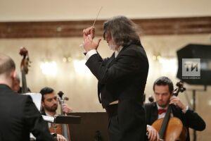 Концерт, посвященный круглым датам, сыграл оркестр La Primavera в столице РТ