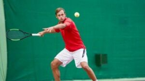 Татарстанец завоевал «бронзу» на международном турнире по теннису